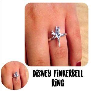 NWOT: Disney TinkerBell Ring New Size 6
